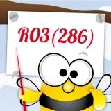 Аккумуляторы R03 (286 элемент) AAA