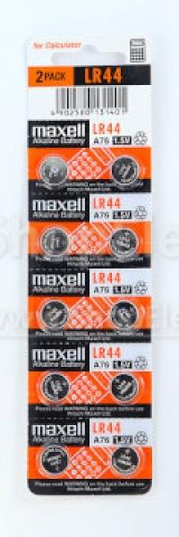 Maxell           LR357(G13)