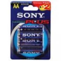 Sony       LR06 stamina BL-6
