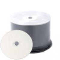 Диск CD R 80m 52x CMC INGECT PRINT(100)