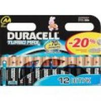 Duracell LR06 new 3+1*BL Turbo