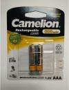Aкк. Camelion  R03   600 ААAНС - 2xBL