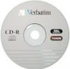 Диск CD R 80m 52x Verbatim(100)